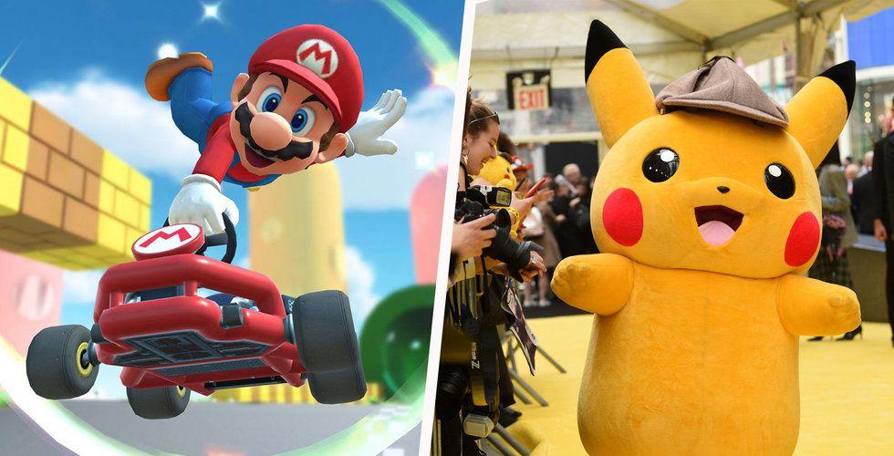 Mario Kart Tour knäcker Pokemon Gos mäktiga rekord