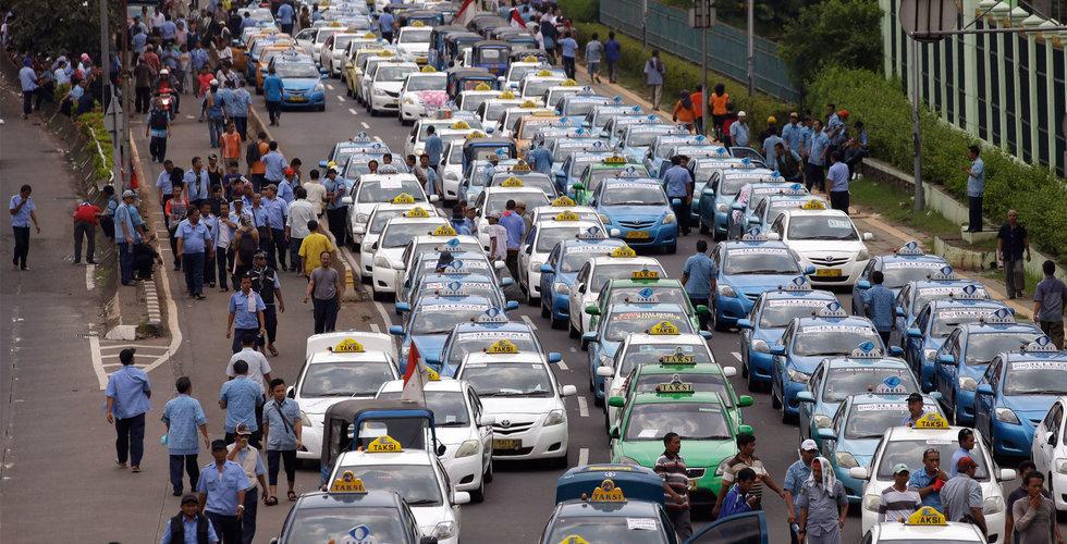 Breakit - Google investerar i taxiapptjänsten Go-Jek