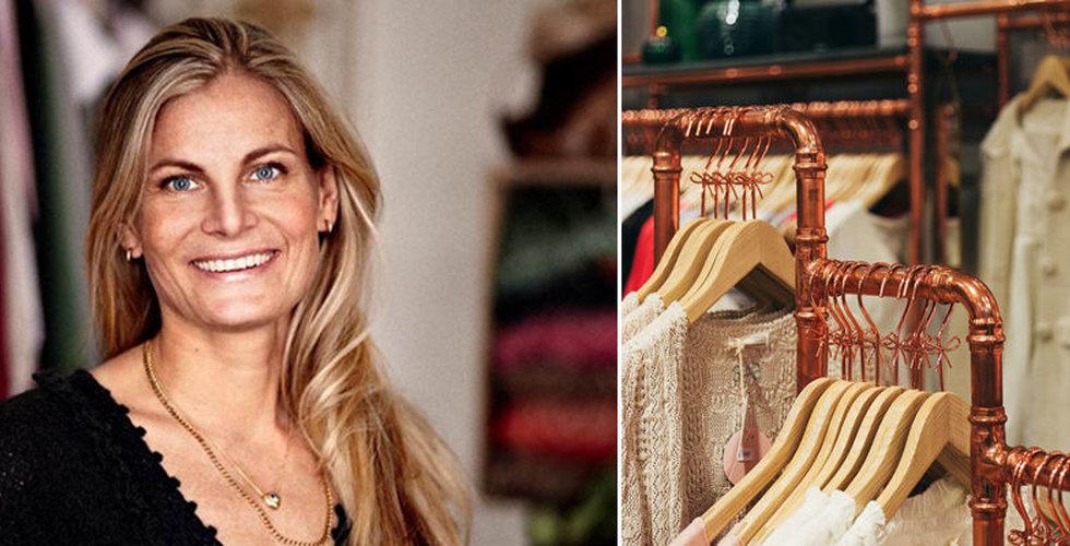 Breakit -  Odd Molly kämpar i digital motvind – klädbolaget vinstvarnar