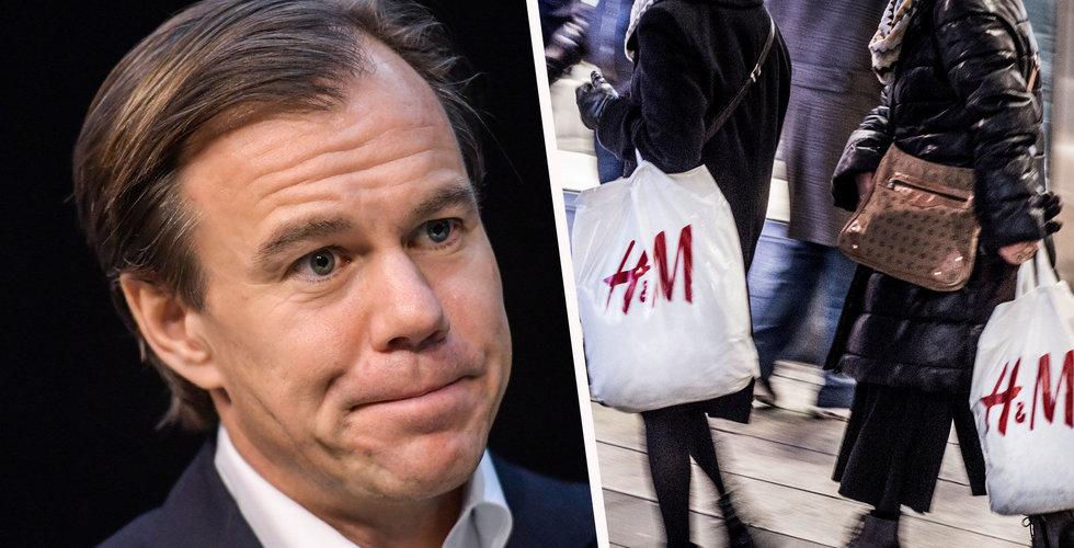 Breakit - Sågar H&M – svenska klädjätten har för stora lager