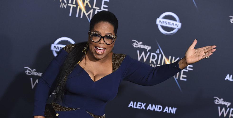 Breakit - Oprah Winfrey till Apple
