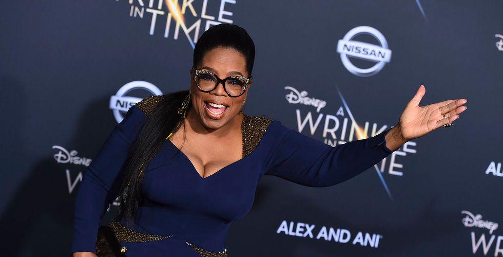 Oprah Winfrey till Apple