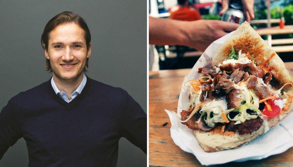 Östbergs Delivery Hero köper turkisk matsajt för 5 miljarder