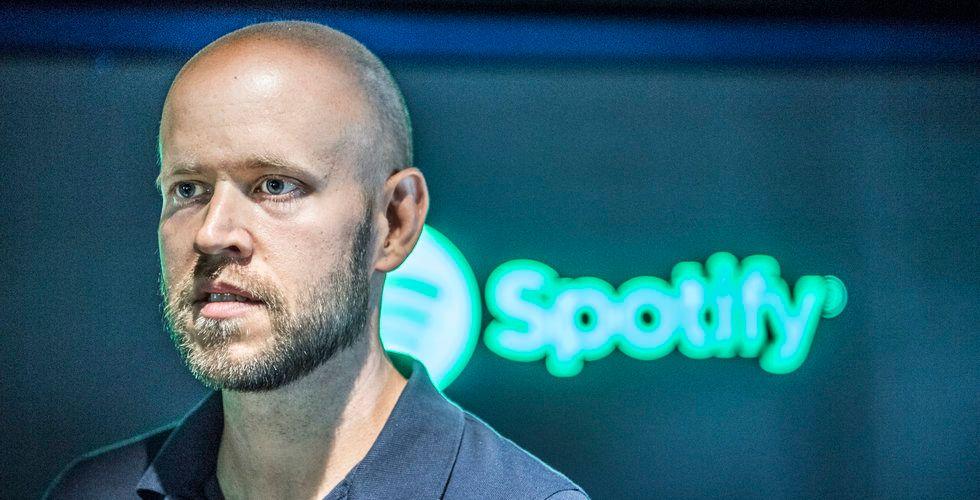 Daniel Ek och Hjalmar Nilsonne satsar på AI-projekt