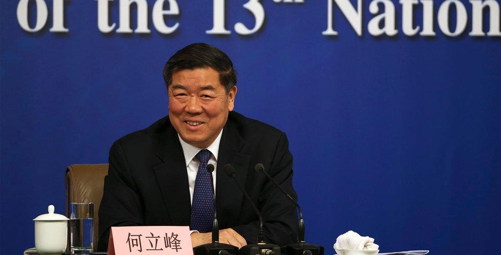 Kinas skall ge mer stöd åt ekonomin