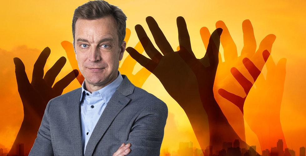 Breakit - Igår fick Sverige en ny religion – som ska rädda jobb, ekonomi och liv