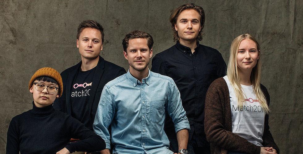 Australien nästa för svenska annons-startupen Match2One