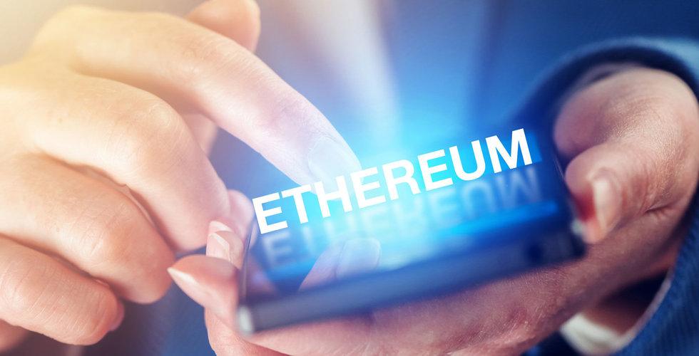 Breakit - Kryptovalutan etherum närmar sig 1 000 dollar efter nytt rekord