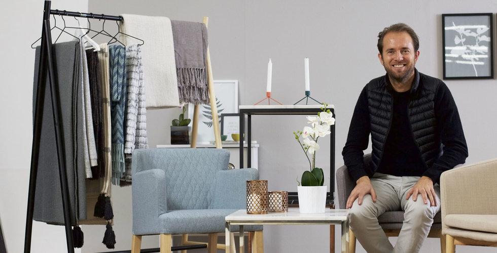 Så byggde Felix Kvick nätets Ikea - hela historien om Futurniturebox