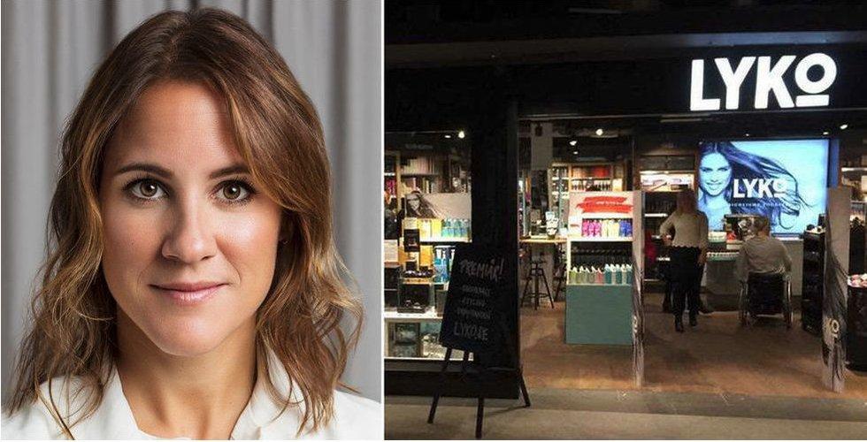 """Joanna Hummel tvingas bort från vd-posten i Lyko  – """"Jag är själv överraskad"""""""