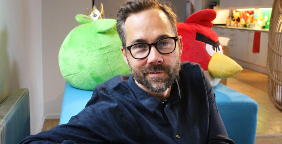 """Breakit - Sverigechefen om nya Angry Birds: """"Klart det är viktigt för oss"""""""