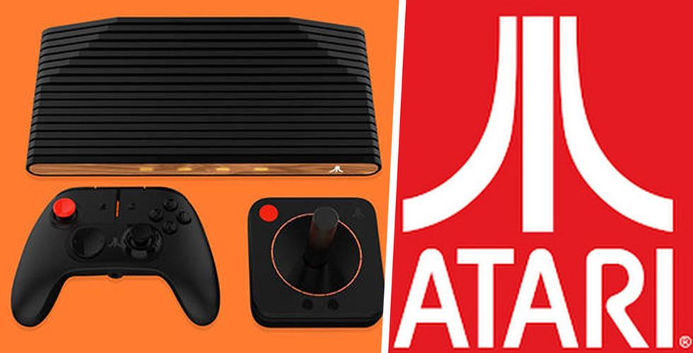 """Klassiska spelbolaget Atari till Stockholmsbörsen: """"Väldigt intressant"""""""