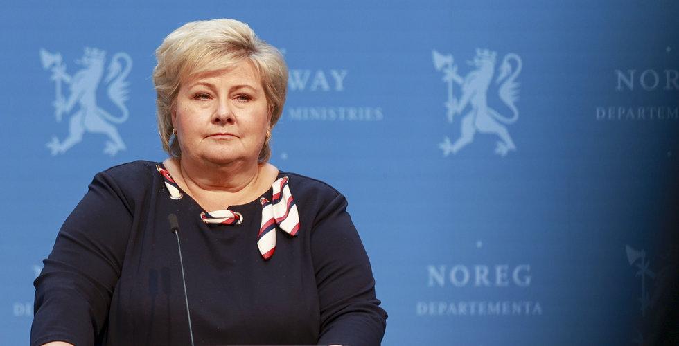 Norska regeringen drar igång klimatfond på 10 miljarder norska kronor