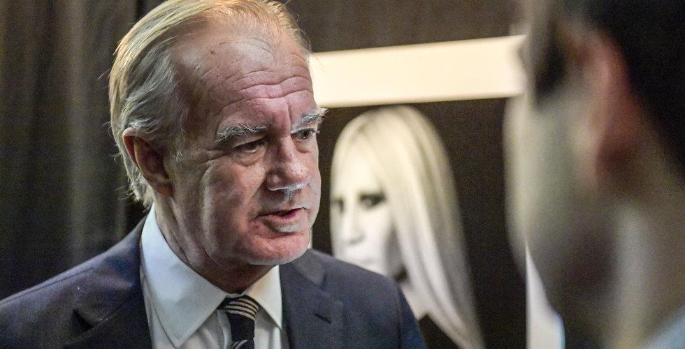Familjen Persson shoppar loss i H&M