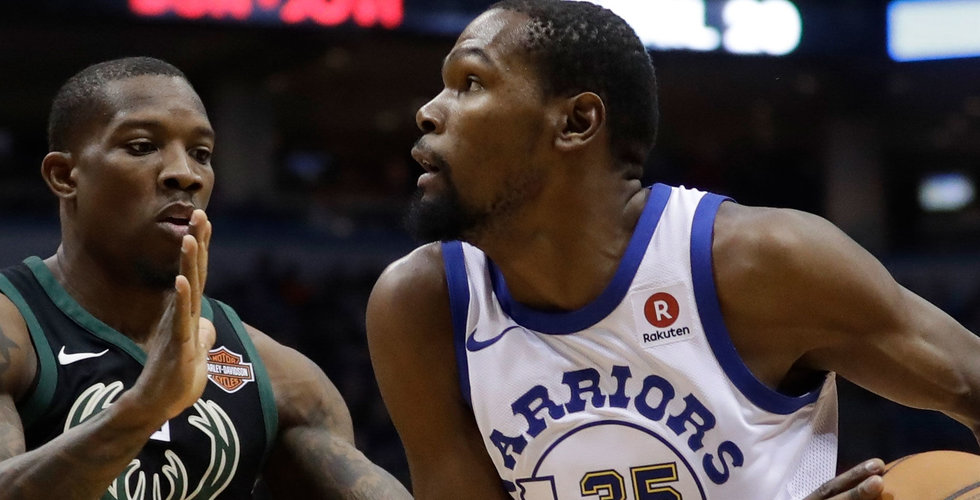 Youtube tecknar avtal med NBA-stjärnan Kevin Durants startup
