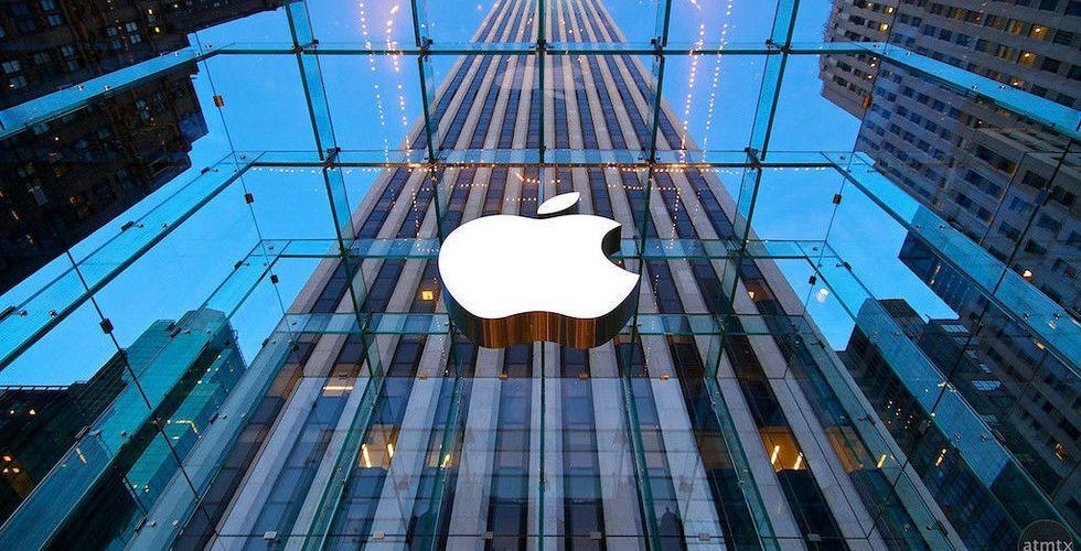 Breakit - Apples planer - nytt flaggskepp ska byggas i centrala Stockholm