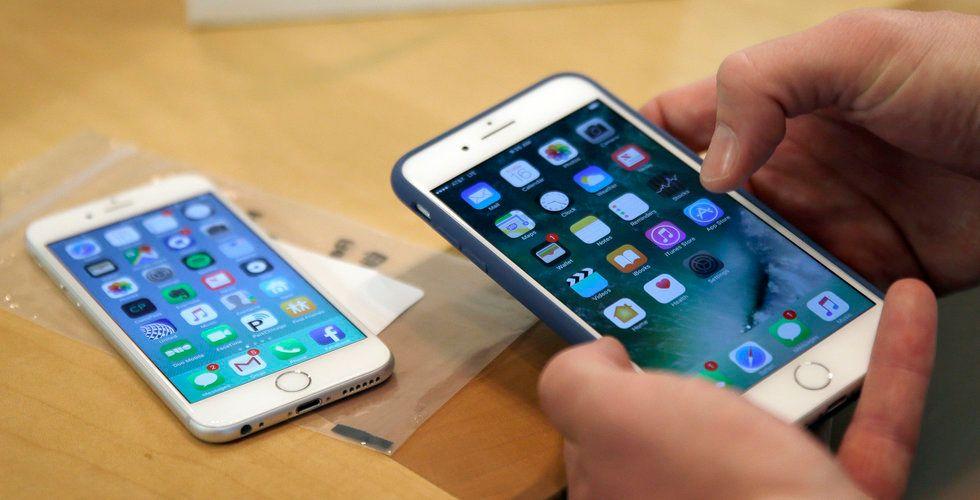 Breakit - Ny undersökning: Apple har mobilmarknadens trognaste kunder