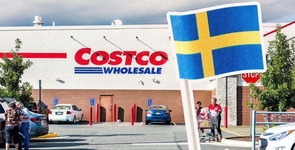 Uppgifter: Costco på väg till Sverige