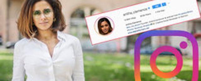 """Anitha Clemence köpte Instagram-följare på prov: """"Extremt lätt att dopa siffrorna"""""""