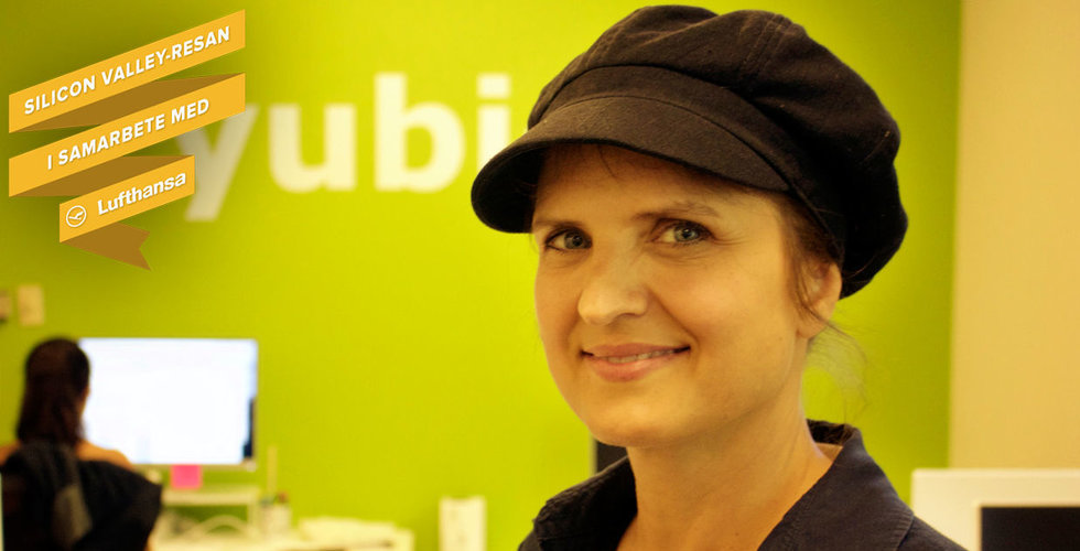 Breakit - Stina Ehrensvärd är doldisen som bygger nästa svenska techsuccé