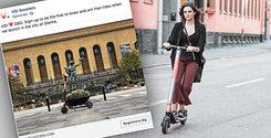 Breakit - Elsparkcyklar tar över Stockholm – nu är det Göteborgs tur