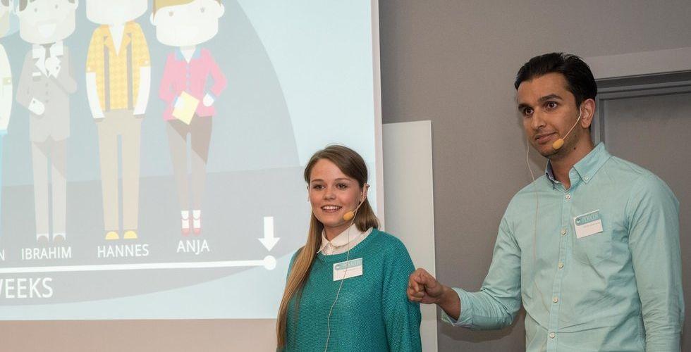 Fyra nya Göteborgsbolag klara för Chalmers Ventures accelerator