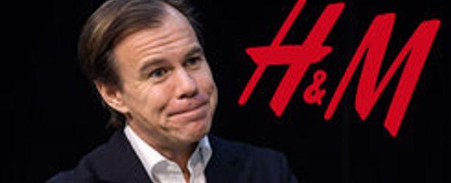 Breakit - H&M-aktien faller efter försäljningsrapport
