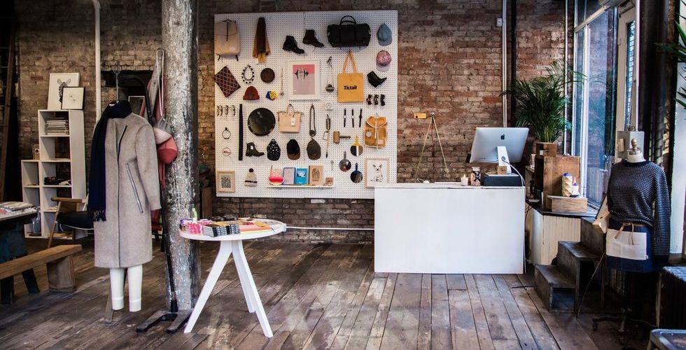 E-handelsplattformen Tictail öppnar fysisk butik på Manhattan