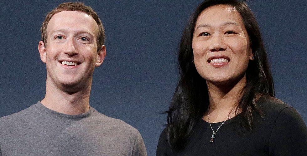 Breakit - Mark Zuckerberg blir pappa igen – hyllar världens starka kvinnor