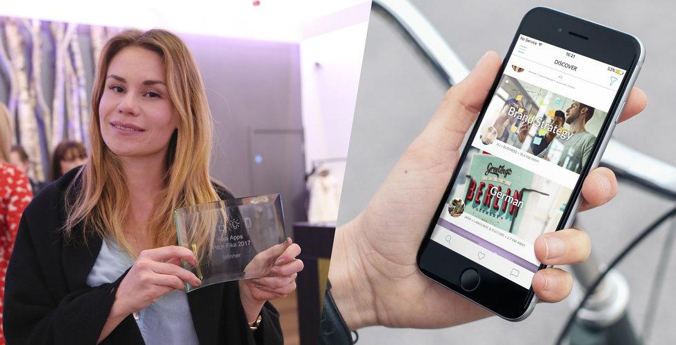 Vill få oss att börja byta tjänster – nu prisas Yasmine Åkermark med 1 miljon kronor