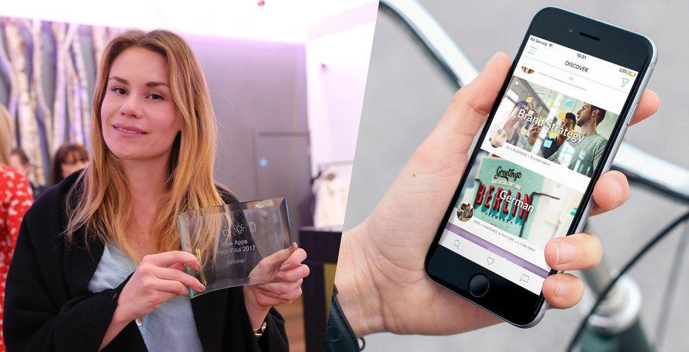 Breakit - Vill få oss att börja byta tjänster – nu prisas Yasmine Åkermark med 1 miljon kronor