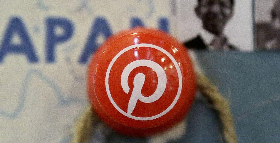 Sociala fototjänsten Pinterest växer – uppe i 250 miljoner användare