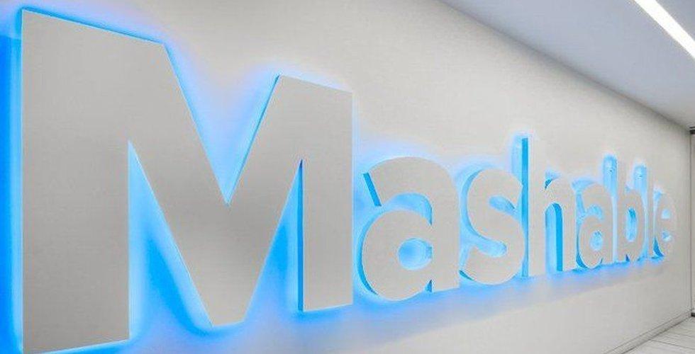 Breakit - Ziff Davis uppges ha köpt Mashable för mindre än 420 miljoner kronor