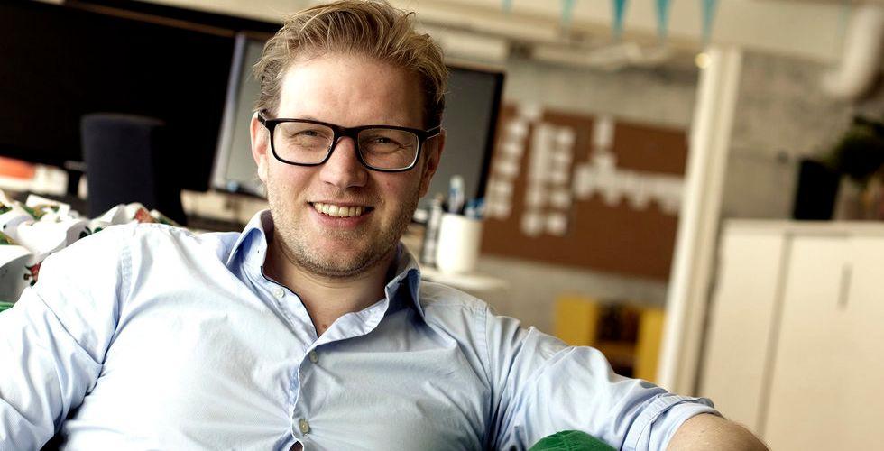 Breakit - Vill bygga nästa techsuccé – men pressen på Niklas Agevik är stor