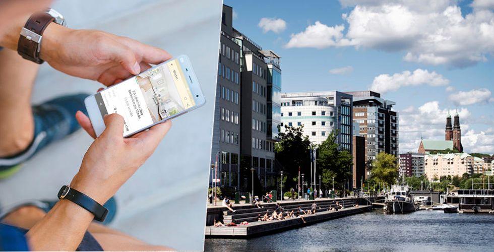 Hyresbostäder stockholm blocket