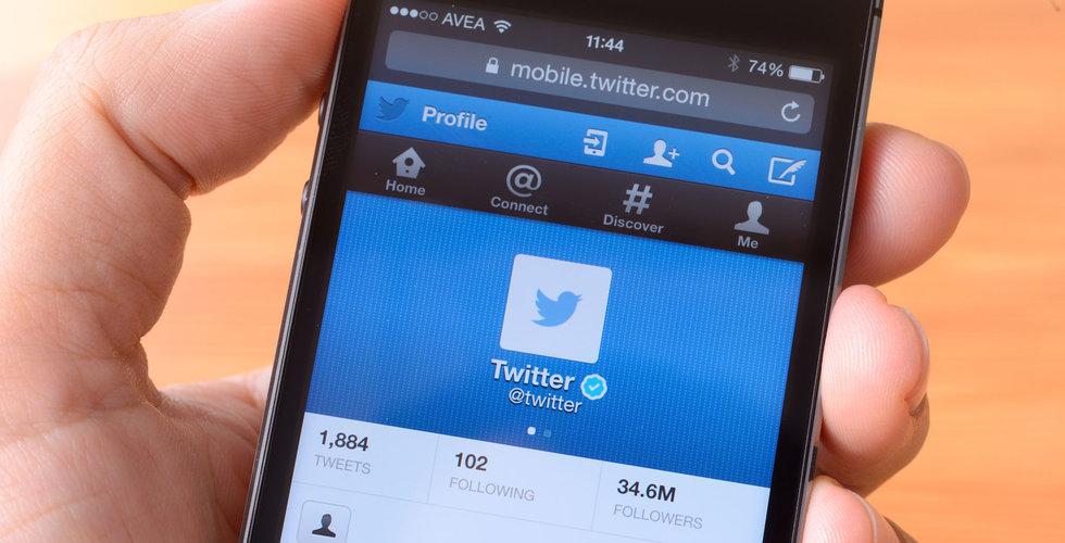 Breakit - Twitter ger nästan alla möjlighet att skriva 280 tecken