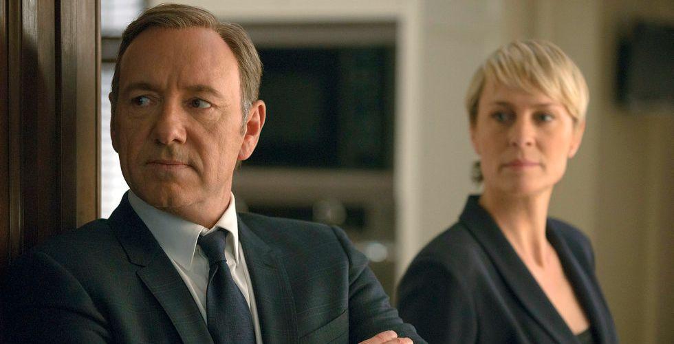 Hallå där, Frank Underwood – snart kan Netflix äga din serie