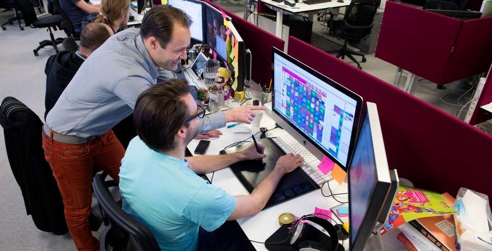 Activision Blizzard köper svenska King för 50 miljarder kronor