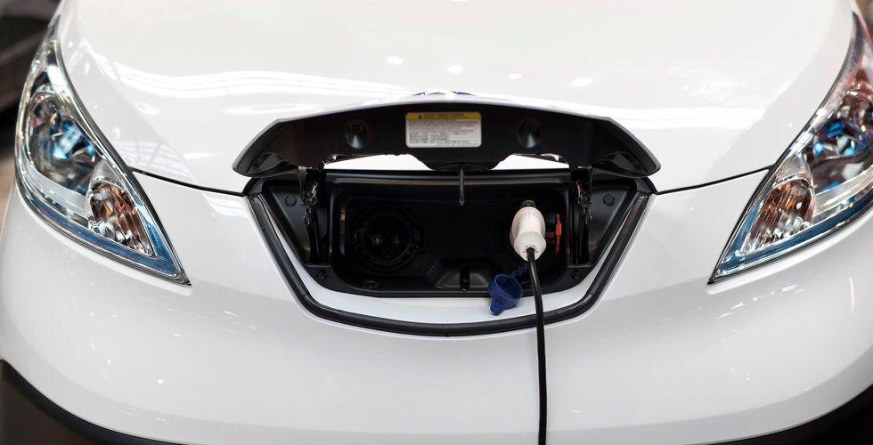 Breakit - Nissan storsatsar på elbilar i Kina