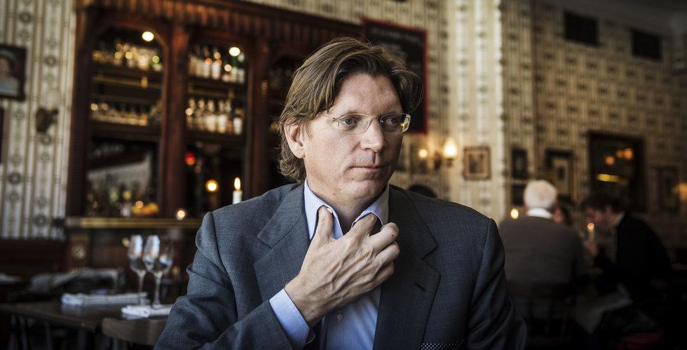 Niklas Zennström investerar i startup bakom chatbot