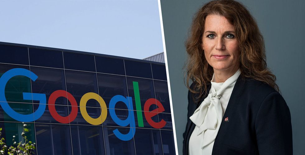 Google GDPR-straffas av Datainspektionen – brister i arbetet med rätten att bli glömd