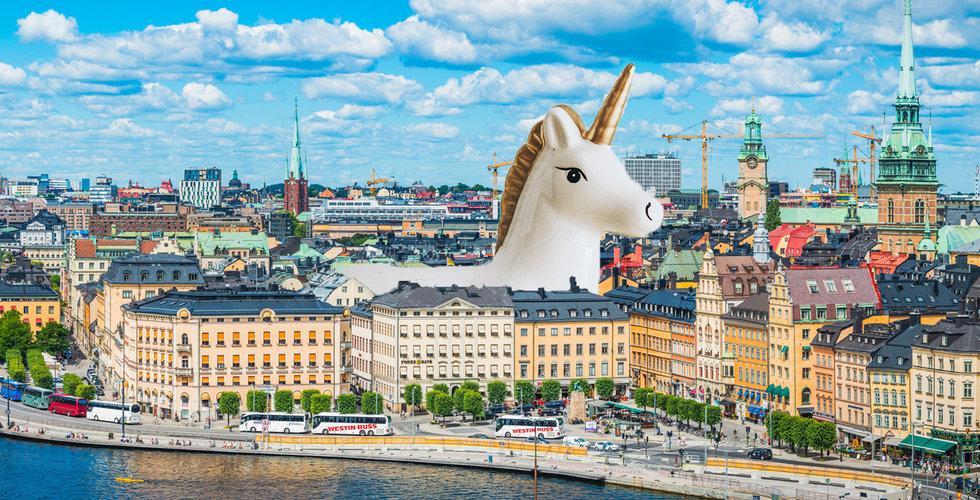 Silicon Valley har fostrat flest enhörningar – men sen kommer Stockholm