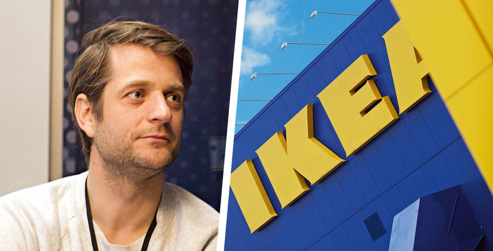 Ikea miljoninvesterar i Klarnas konkurrent