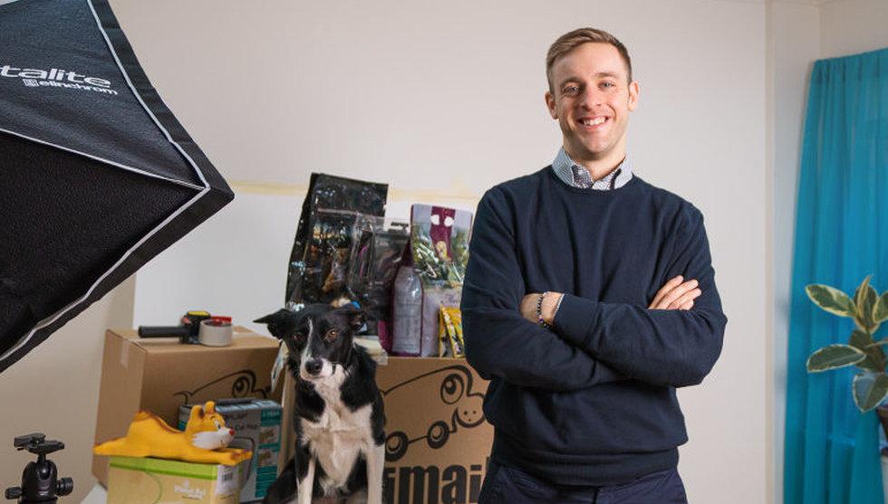 Breakit - Storaffär mellan djuraffärerna på nätet – slukar storkonkurrenten