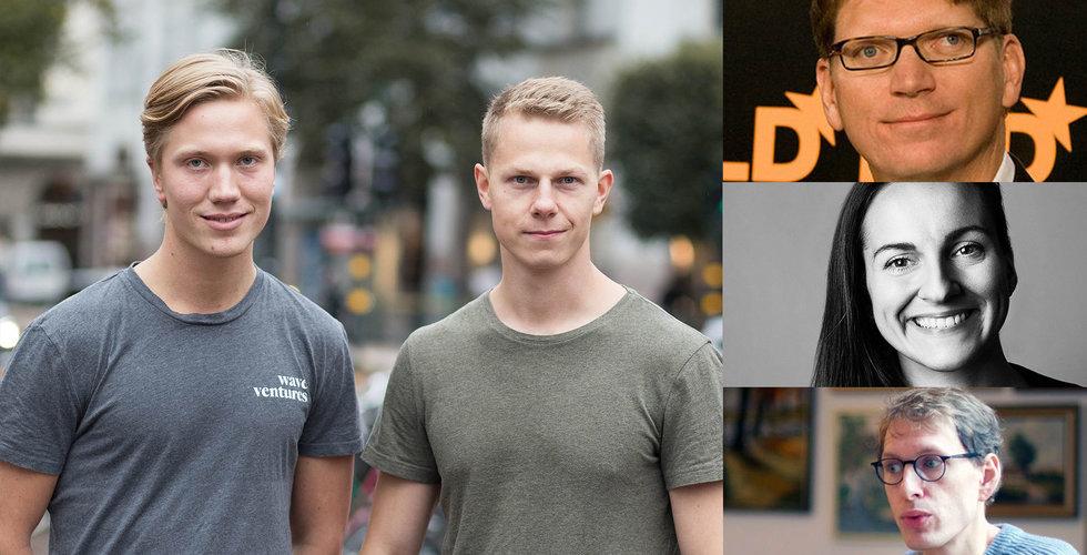 Breakit - Studenter som investerar i startups tar klivet in i Sverige