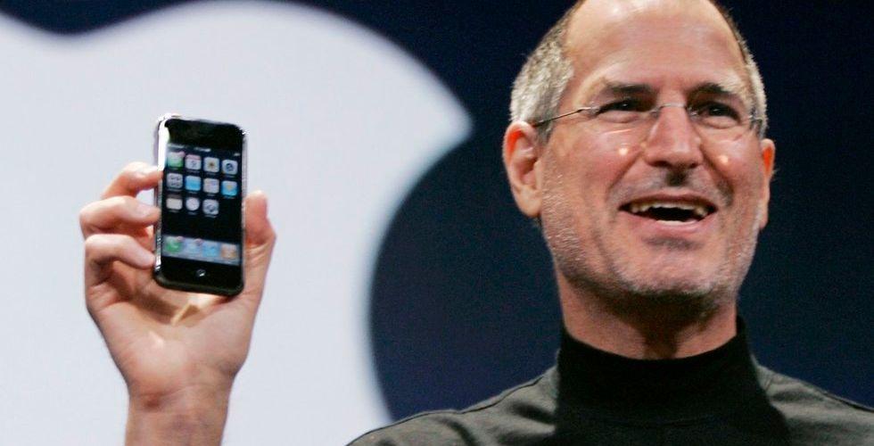 Breakit - Ny bok avslöjar: Ericssons ingenjörer totalsågade Iphone