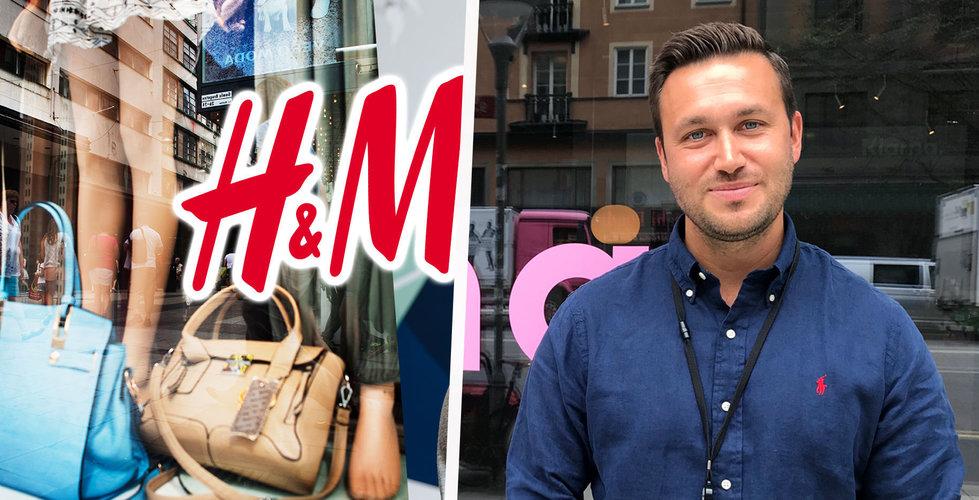 """Klarna om kryphålet med H&M: """"Följer lagen"""""""