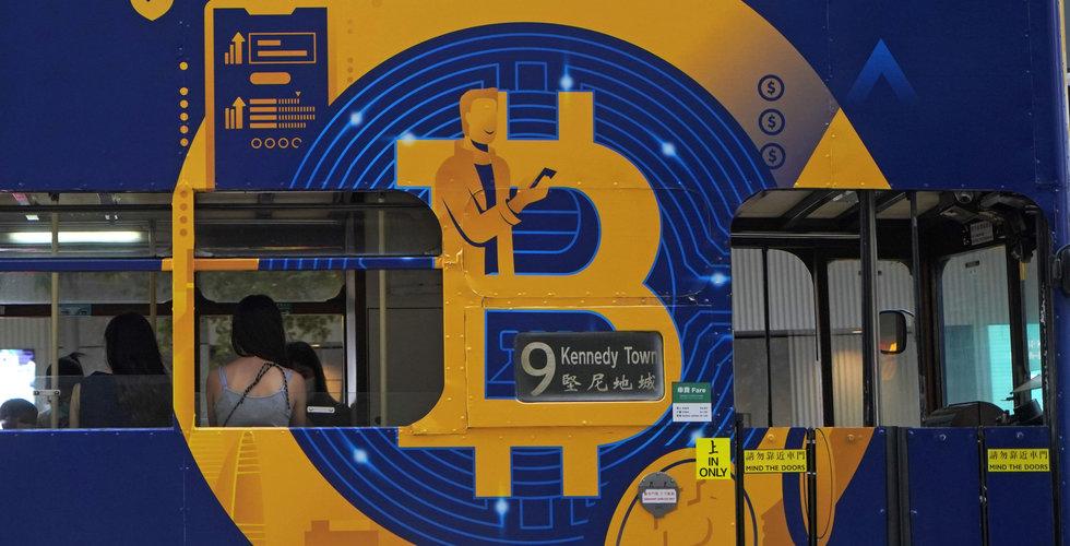 Kryptohandeln rasade under juni
