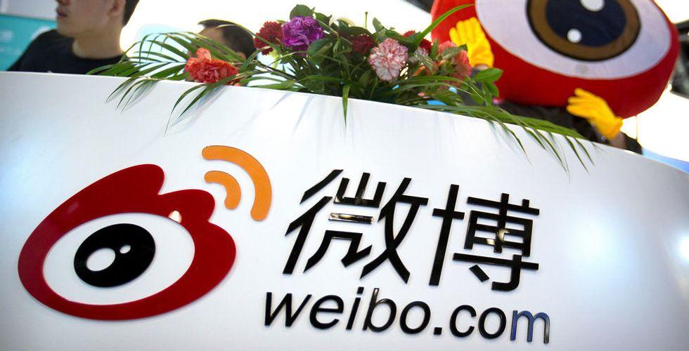 Weibo nästan dubblade vinsten i andra kvartalet
