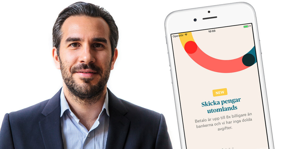 Breakit - Nordea investerar i fintech-bolaget Betalo